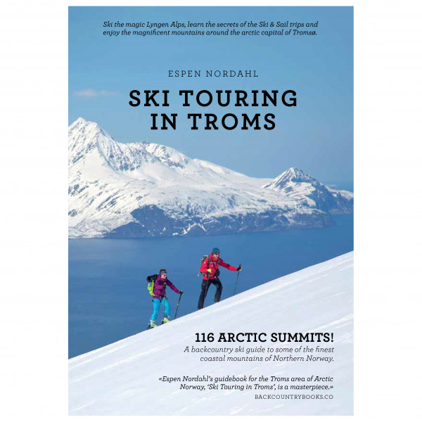 Fri Flyt - Ski Touring in Troms - Lasketteluretkioppaat