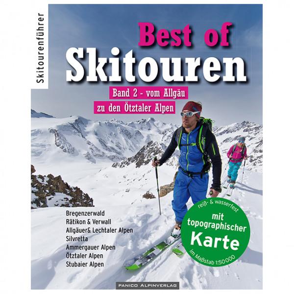 Panico Alpinverlag - Best of Skitouren Band 2 - Skitouren - Skitourenführer