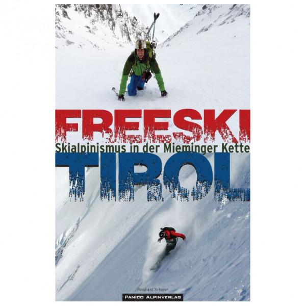 Panico Alpinverlag - Free Ski Tirol - Skiturguides