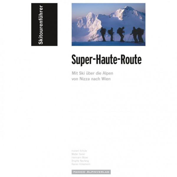 Panico Alpinverlag - Super Haute Ski - Skiturguides