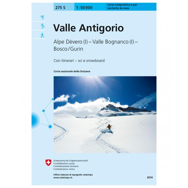 275 S Valle Antigorio - Ski tour guide