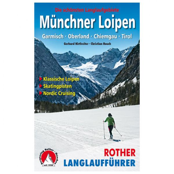 Bergverlag Rother - Münchner Loipen