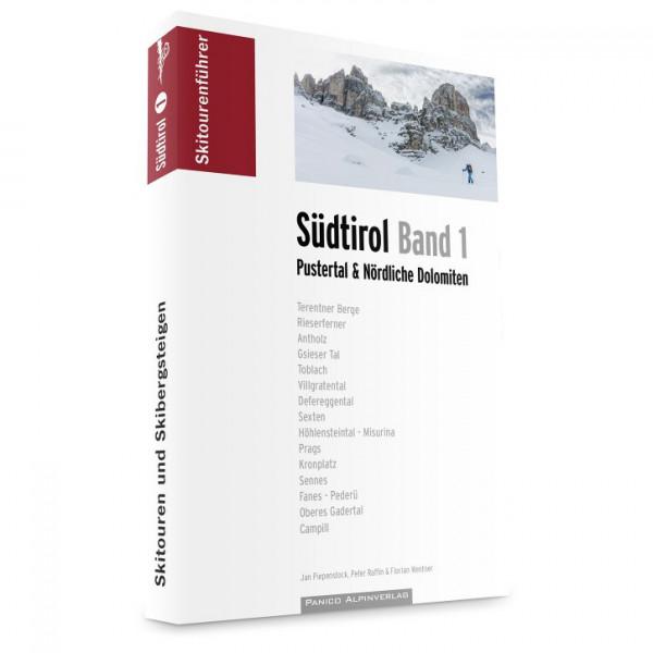 Panico Alpinverlag - Skitourenführer Südtirol Pustertal & Nördliche Dolomiten - Skitourenführer