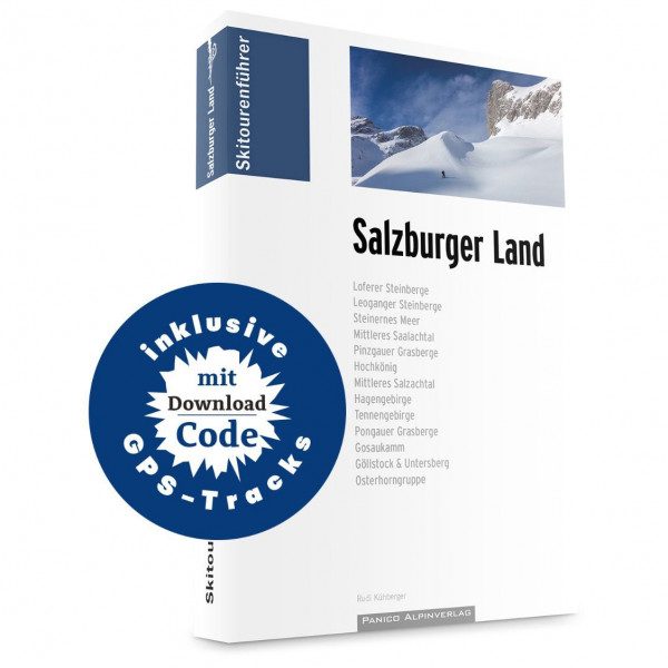 Skifhrer Salzburger Land  Gps-Tracks - Ski tour guide