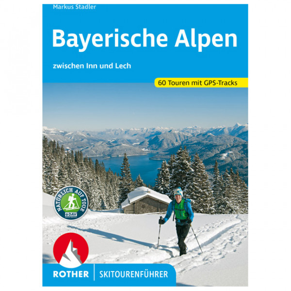 Bayerische Alpen - Ski tour guide