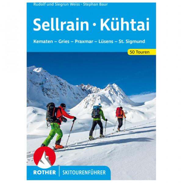Sellrain - Khtai - Ski tour guide