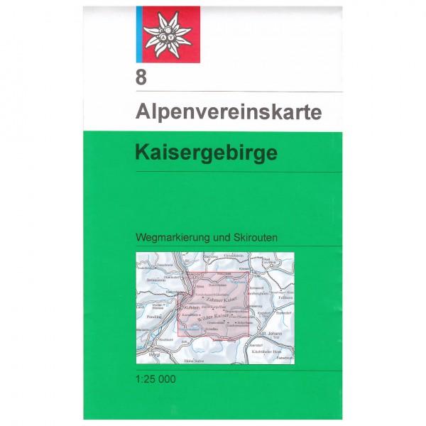 DAV - Kaisergebirge 8