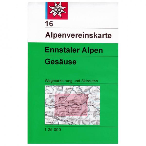 DAV - Ennstaler Alpen, Gesäuse 16