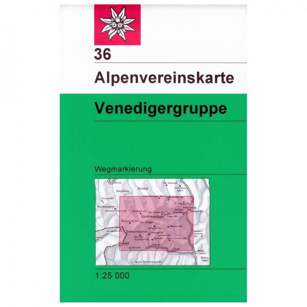 DAV - Venediger Gruppe 36