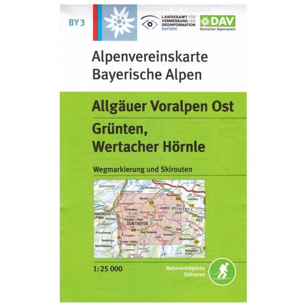 DAV - Allgäuer Voralpen Ost BY3
