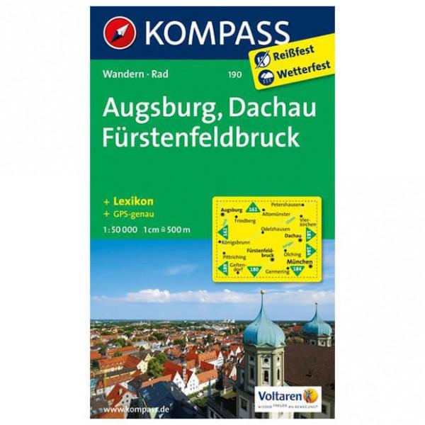 Kompass - Augsburg - Dachau