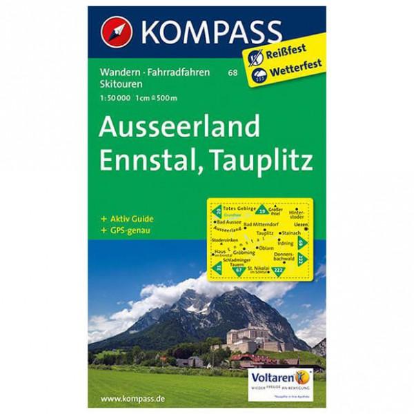 Kompass - Ausseerland - Vaelluskartat