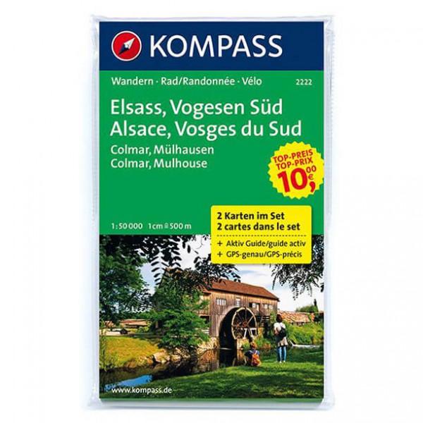 Kompass - Elsass - Vogesen Süd - Alsace
