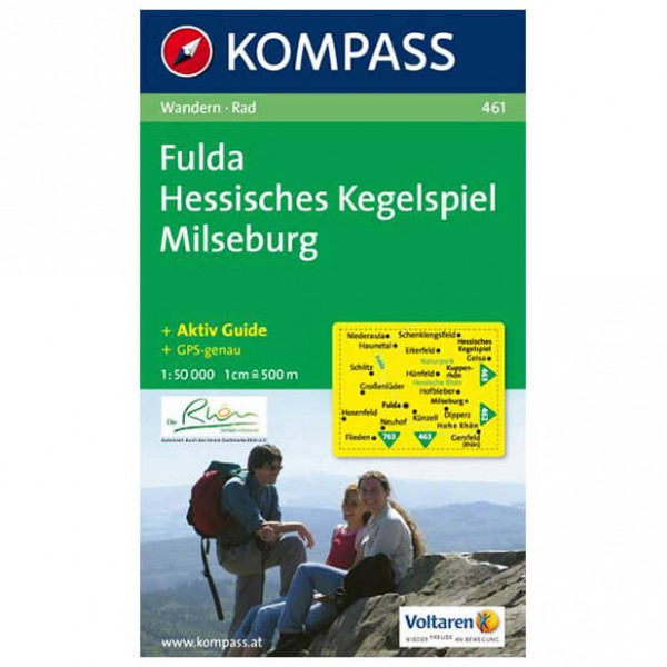 Kompass - Fulda - Hiking Maps