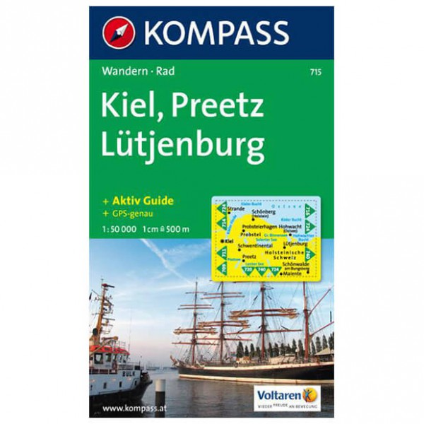 Kompass - Kiel - Preetz - Lütjenburg
