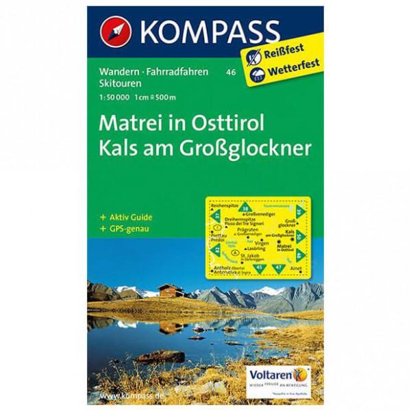 Kompass - Matrei in Osttirol - Wanderkarte