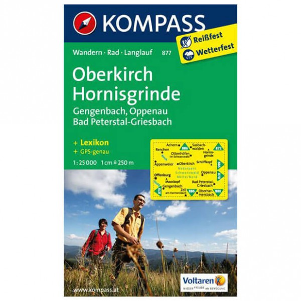 Kompass - Oberkirch - Vaelluskartat