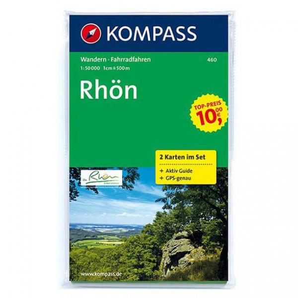 Kompass - Rhön - Cartes de randonnée