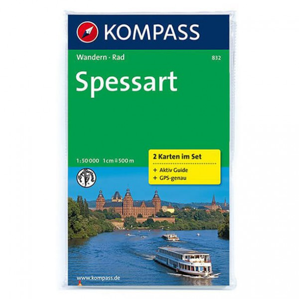 Kompass - Spessart - Vaelluskartat