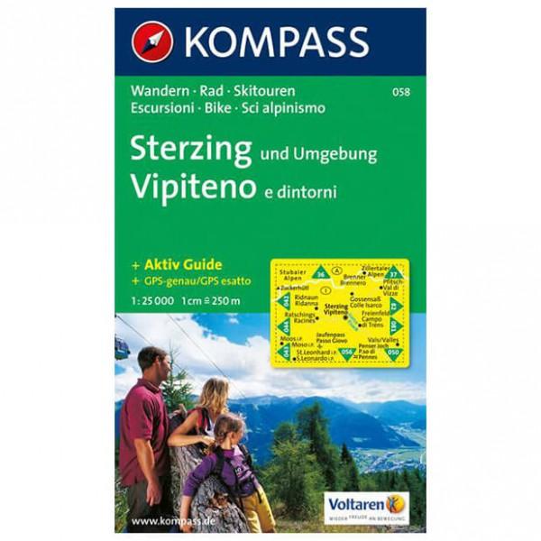 Kompass - Sterzing und Umgebung /Vipteno e dintorni