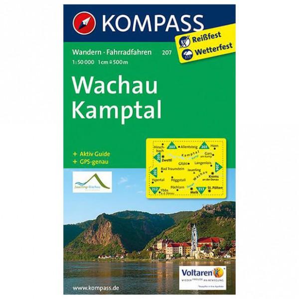 Kompass - Wachau - Cartes de randonnée