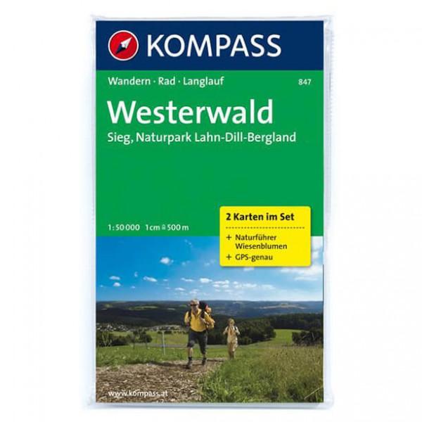 Kompass - Westerwald - Vaelluskartat