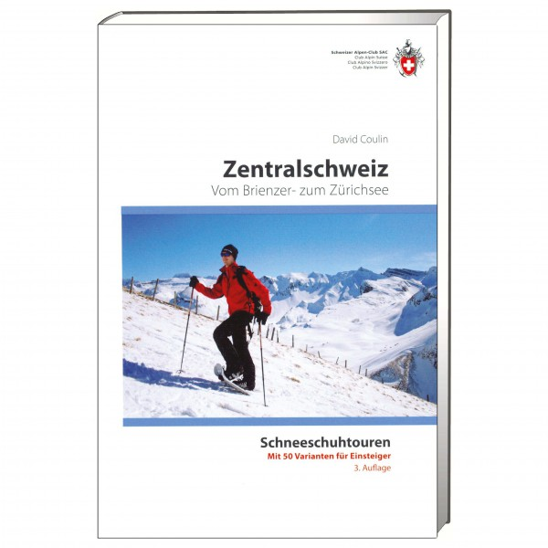 SAC-Verlag - Schneeschuhtouren Westschweiz - Vaellusoppaat