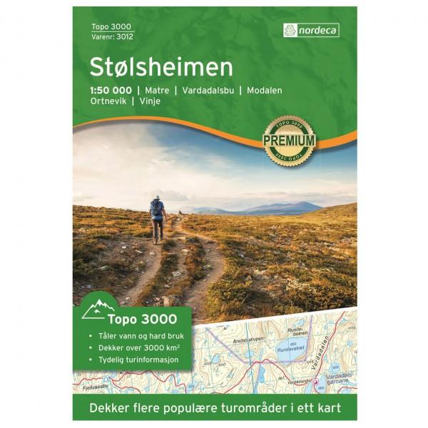 Nordeca - Stolsheimen 1/50 - Vandringskartor