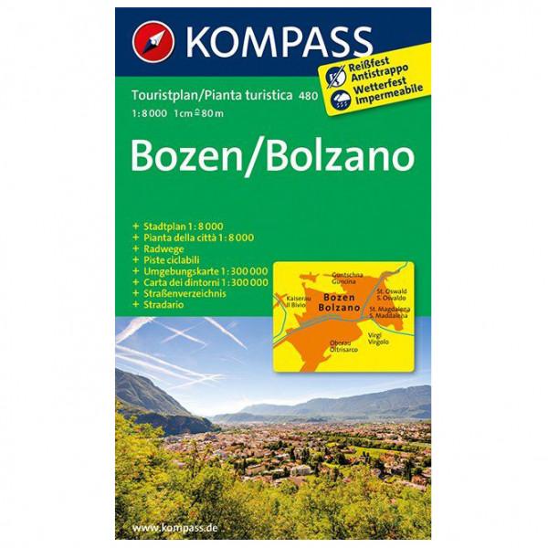 Kompass - Bozen / Bolzano - Turkart