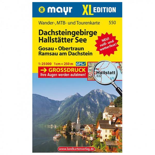 Kompass - Dachsteingebirge, Hallstätter See XL - Vandringskartor