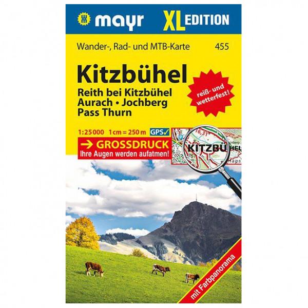 Kompass - Kitzbühel XL - Vandrekort