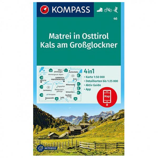 Kompass - Matrei in Osttirol, Kals am Großglockner - Turkart