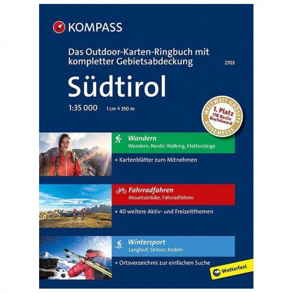Kompass - Südtirol - Hiking map