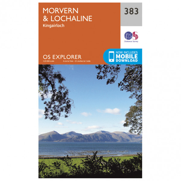 Ordnance Survey - Morvern / Lochaline - Turkart