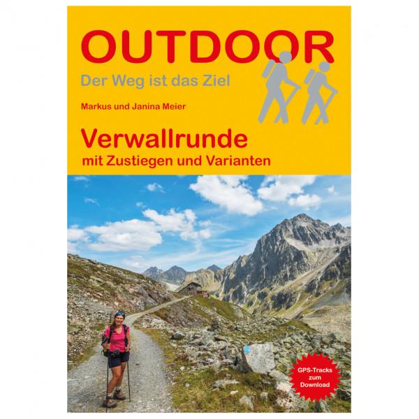 Conrad Stein Verlag - Verwallrunde - Hiking map