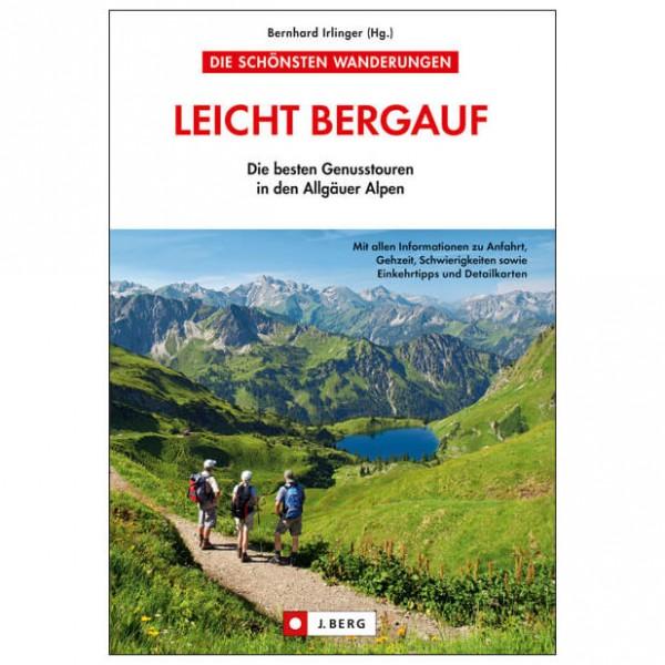 J.Berg - Leicht bergauf - Wanderführer