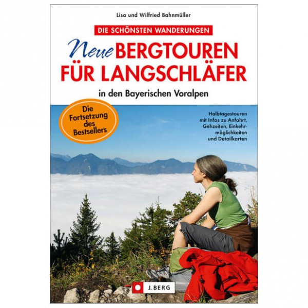 J.Berg - Neue Bergtouren für Langschläfer - Vandringsguider