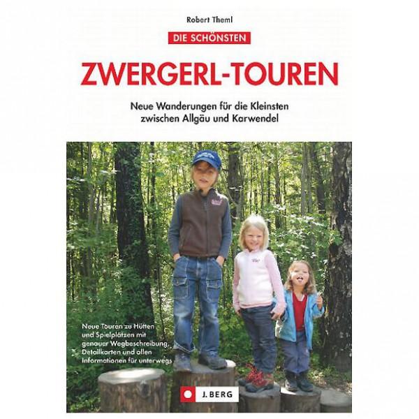 J.Berg - Zwergerl-Touren zwischen Allgäu und Karwendel - Turguider