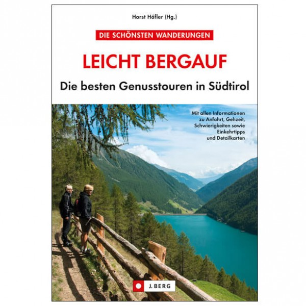 J.Berg - Leicht Bergauf - Wandelgidsen