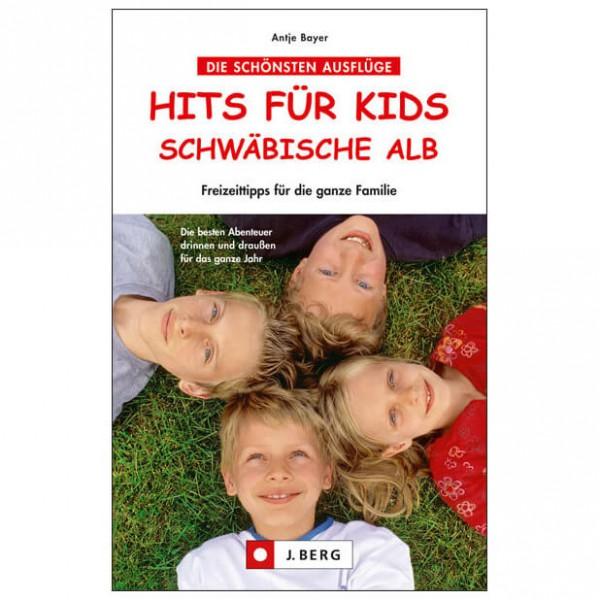 J.Berg - Hits für Kids Schwäbische Alb - Wandelgidsen