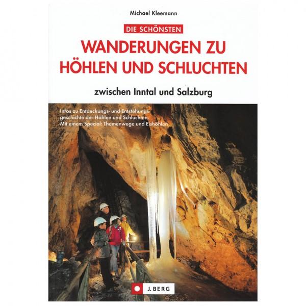 J.Berg - Wanderungen zu Höhlen&Schluchten - Wandelgidsen