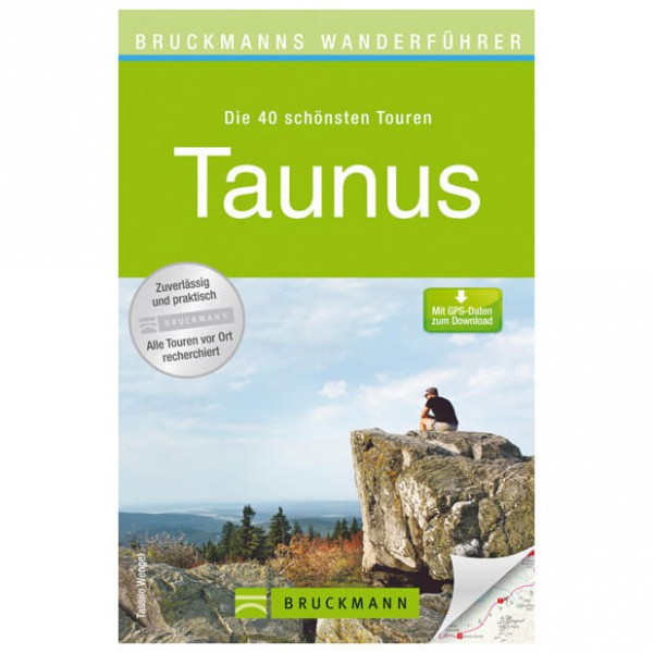 Bruckmann - Wanderführer Taunus - Wandelgidsen