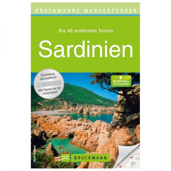 Bruckmann - Wanderführer Sardinien - Vandringsguider