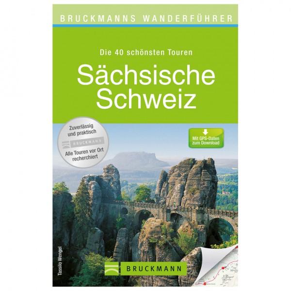 Bruckmann - Wanderführer Sächsische Schweiz
