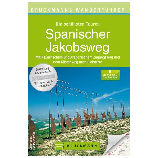 Bruckmann - Wanderführer Spanischer Jakobsweg