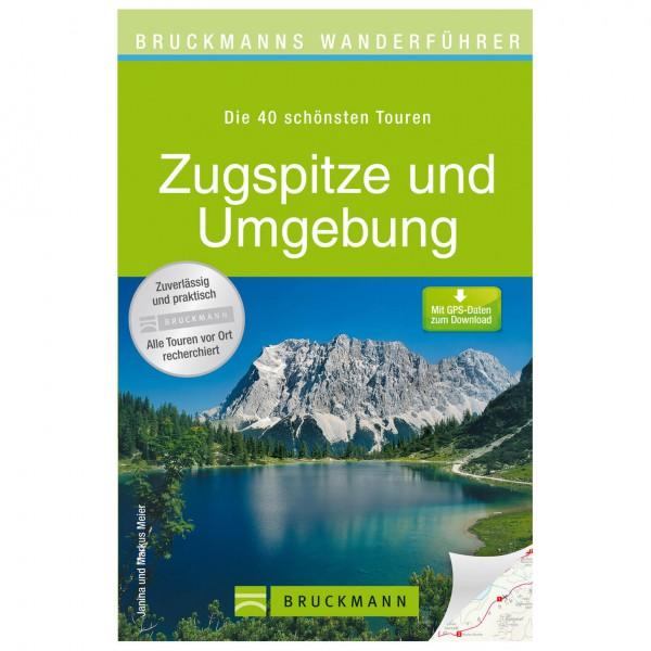 Bruckmann - Wanderführer Zugspitze und Umgebung - Vandringsguider