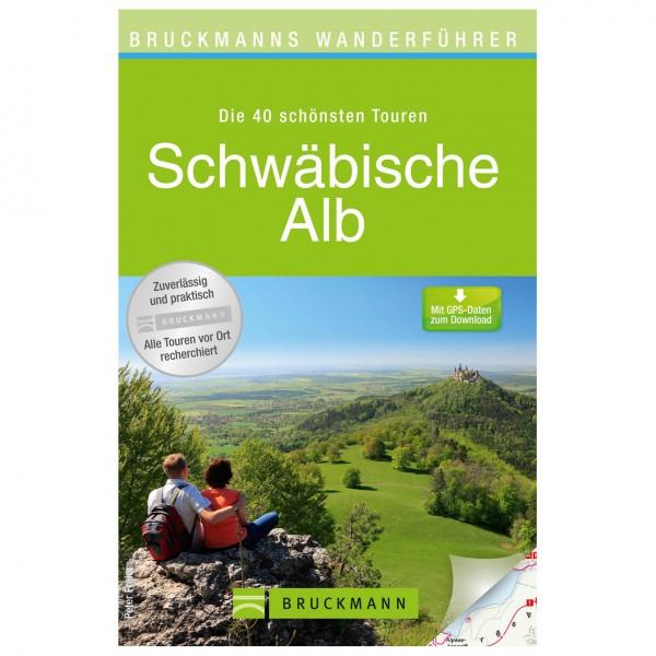 Bruckmann - Wanderführer Schwäbische Alb - Vandringsguider