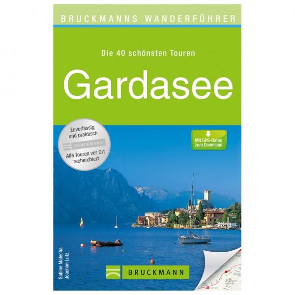 Bruckmann - Wanderführer Gardasee