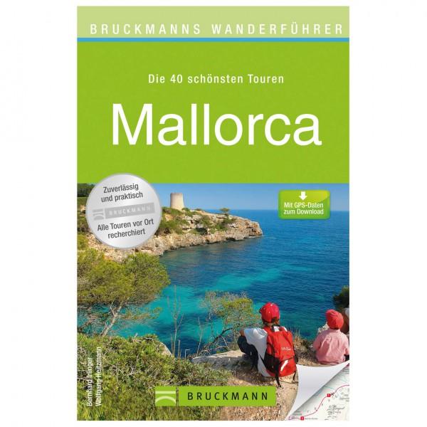 Bruckmann - Wanderführer Mallorca - Vandringsguider