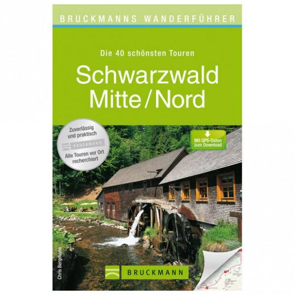 Bruckmann - Wanderführer Schwarzwald Mitte/Nord - Vaellusoppaat